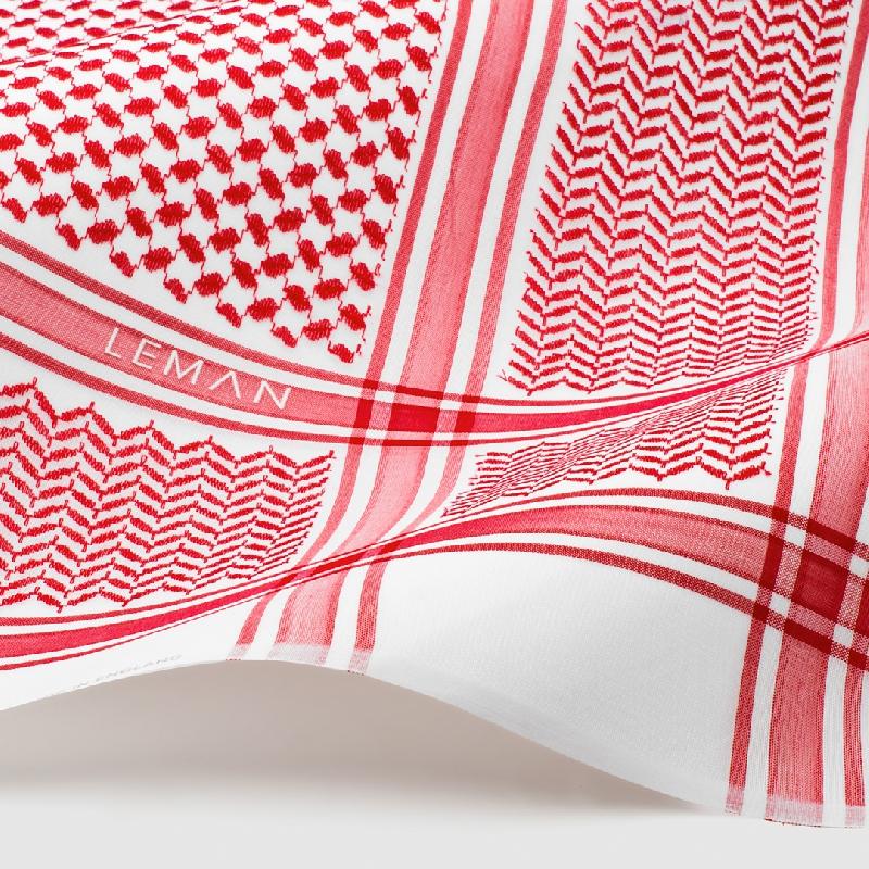 شماغ أحمر ليمان مع قلم كاربون فايبر نيتو ماراني