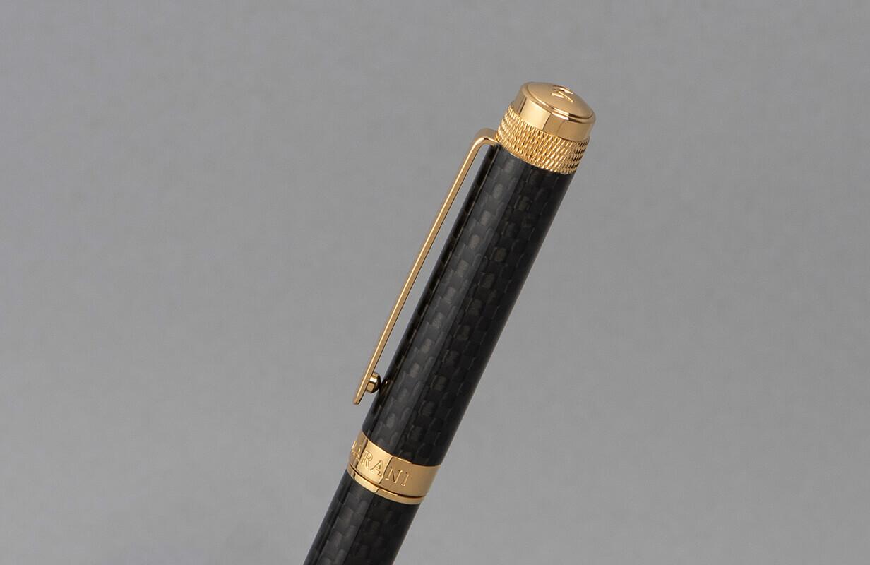 قلم نيتو ماراني اسود وذهبي