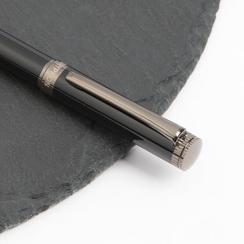 طقم كبك قلم ساعة