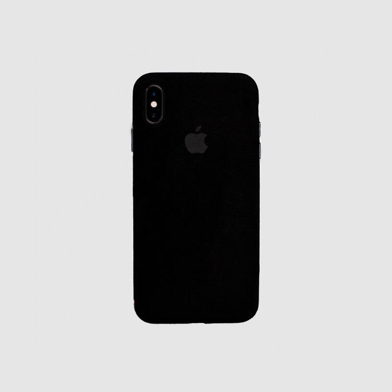 COVER IPHONE X MACRO BLACK MODEL CXNB