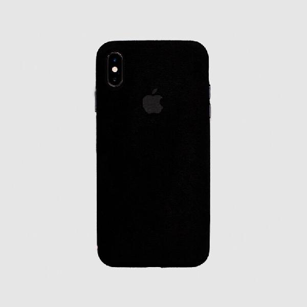 COVER IPHONE XMAX MACRO BLACK