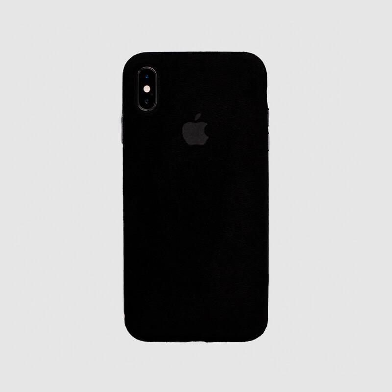 COVER IPHONE XMAX MACRO BLACK MODEL CXMB
