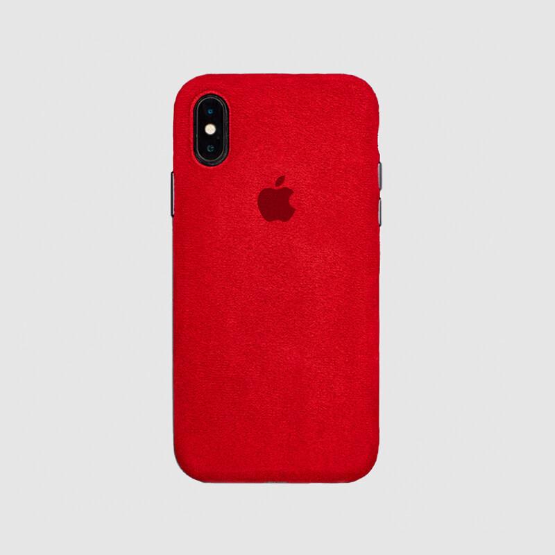 COVER IPHONE XMAX MACRO RED MODEL CXMR