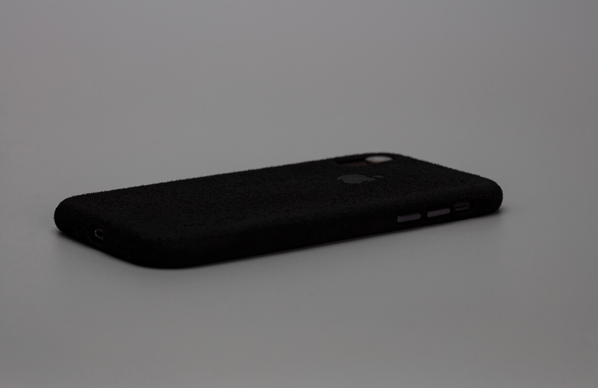 Macro Black Case Cover for IPhone XR