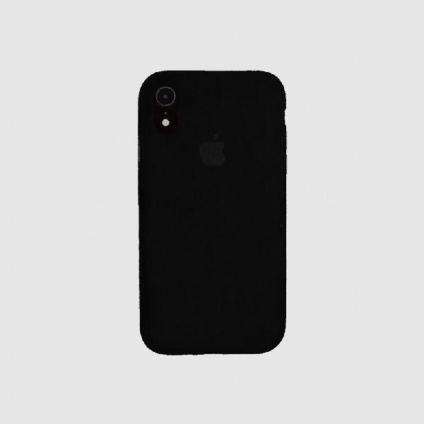 COVER IPHONE XR MACRO BLACK