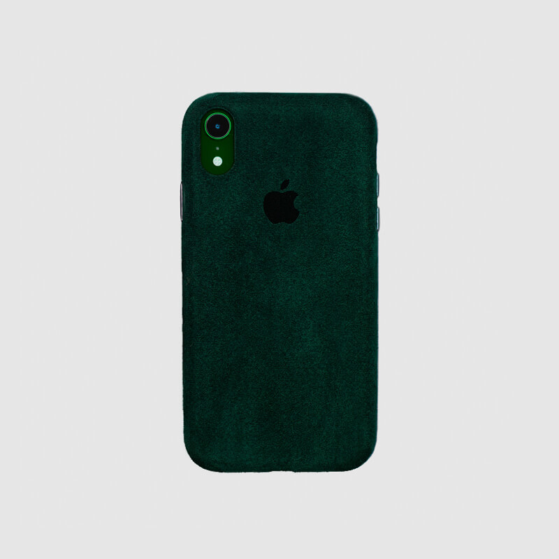 Macro Green Case Cover for IPhone XR