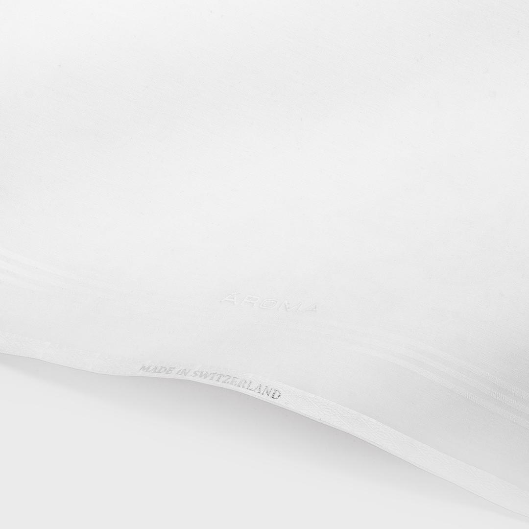 شماغ إيفنتو أحمرمميز مع غترة أروما بيضاء فاخرة