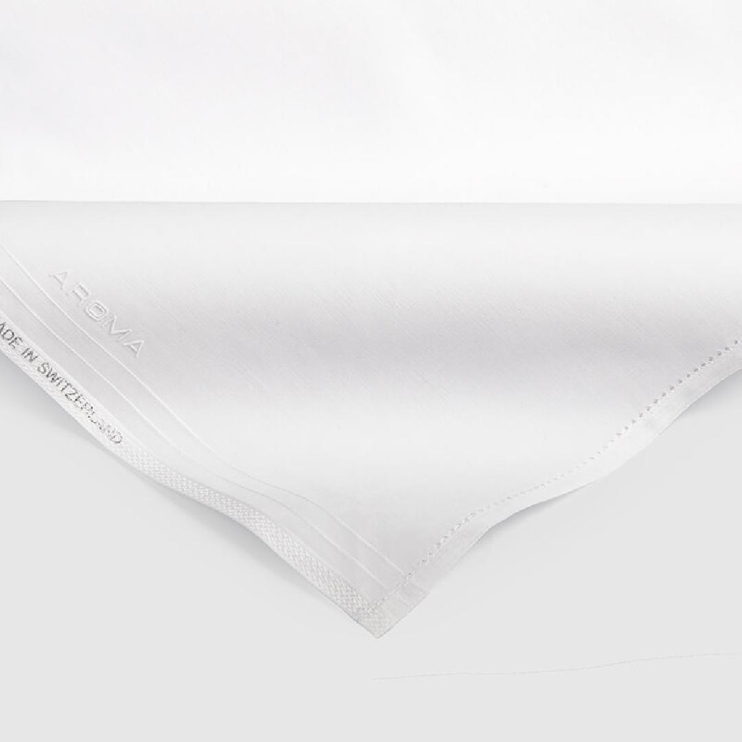 غترة أروما بيضاء مميزة