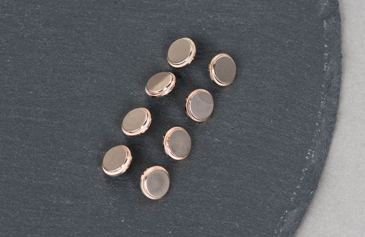 Katty Accessory Buttons for Men's Thobe