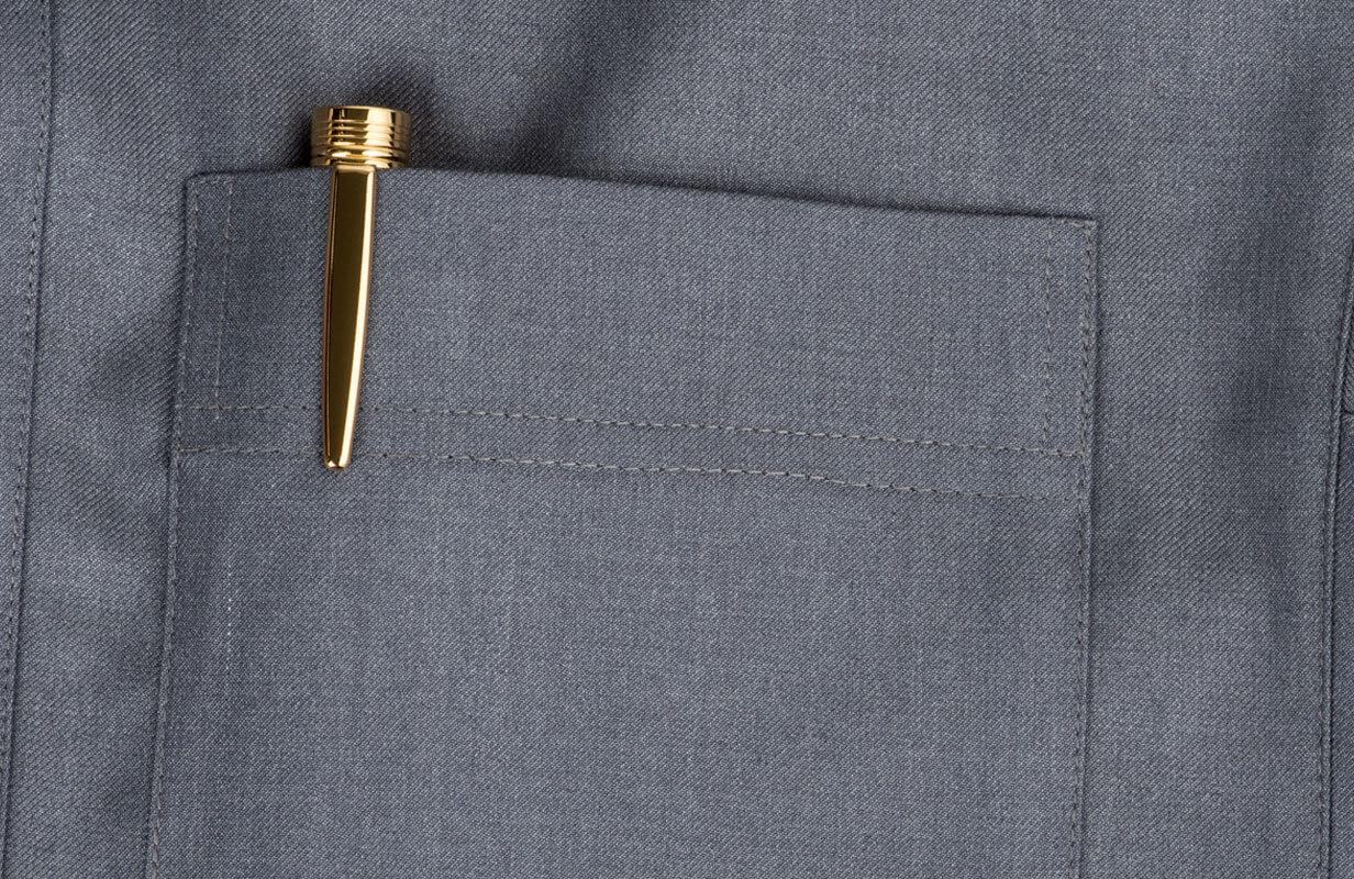 قلم اسود منقوش بالذهبي - نيتو ماراني