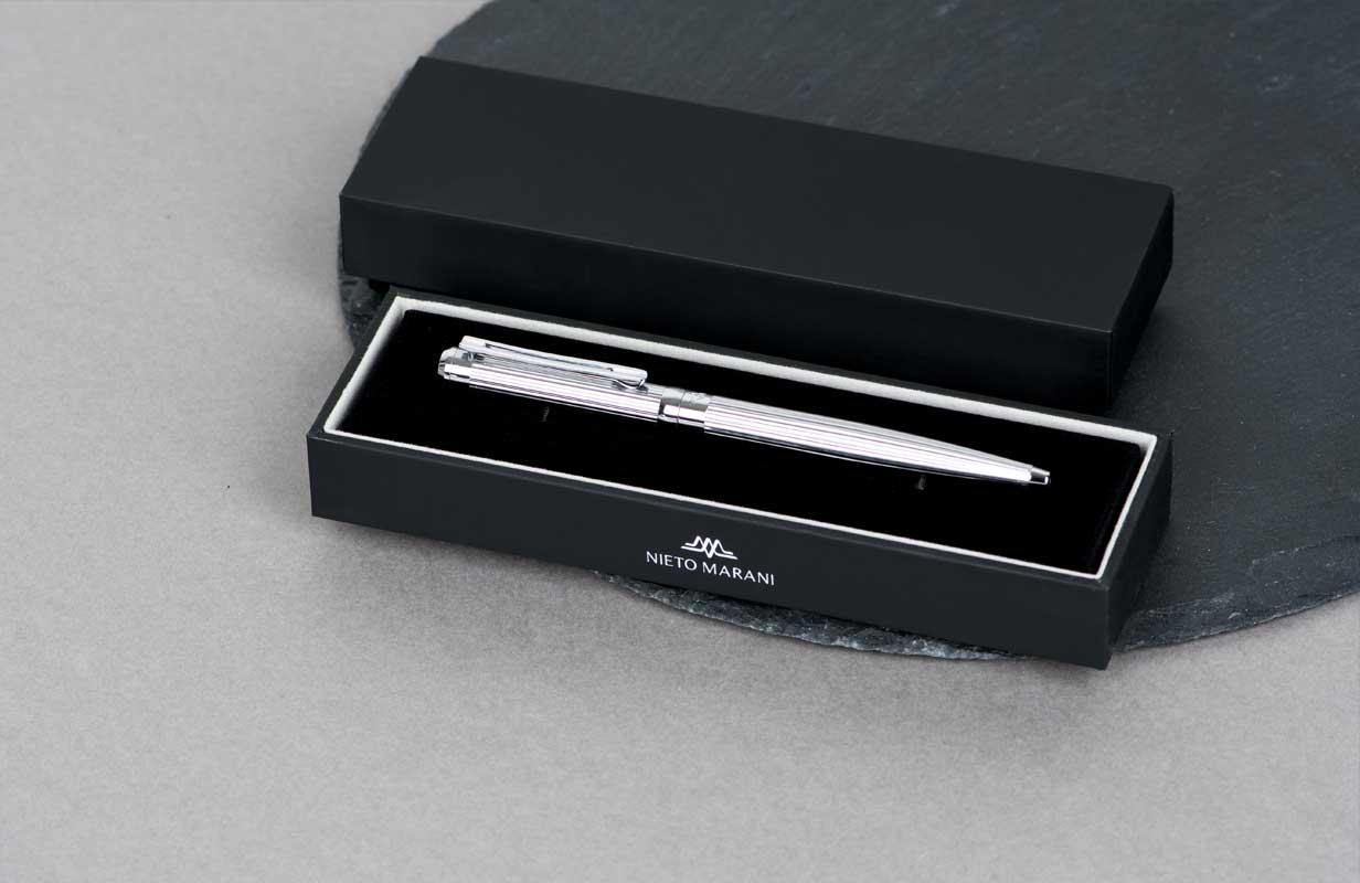قلم بخطوط فضية - نيتو ماراني