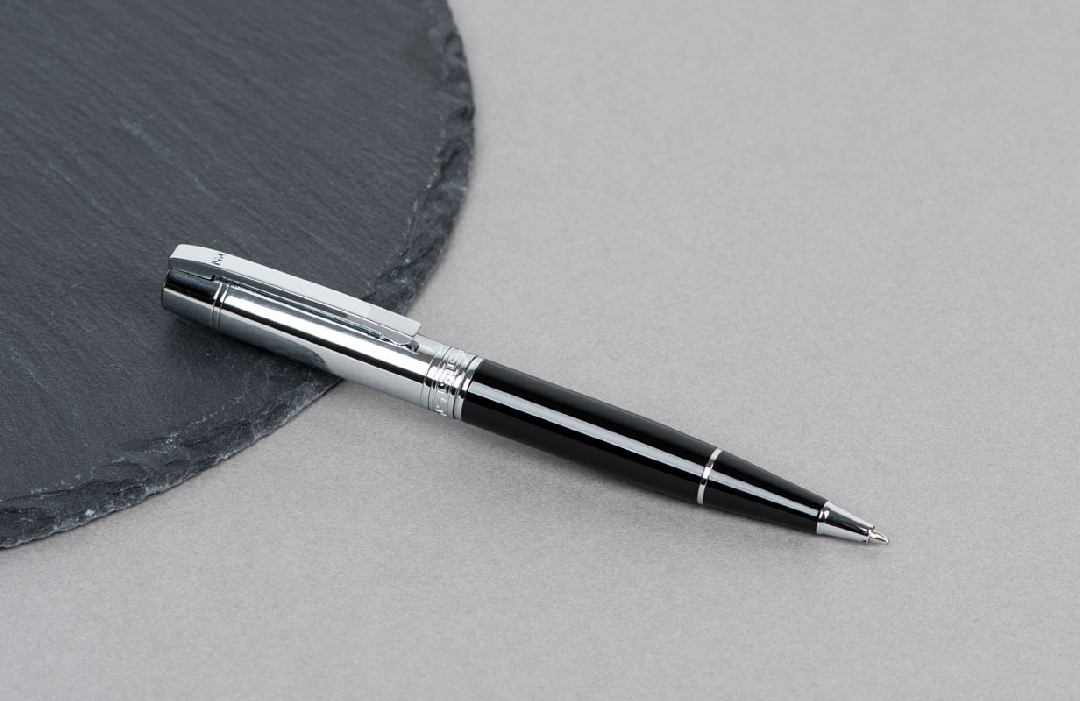 قلم  نيتو ماراني براس فضي بارز