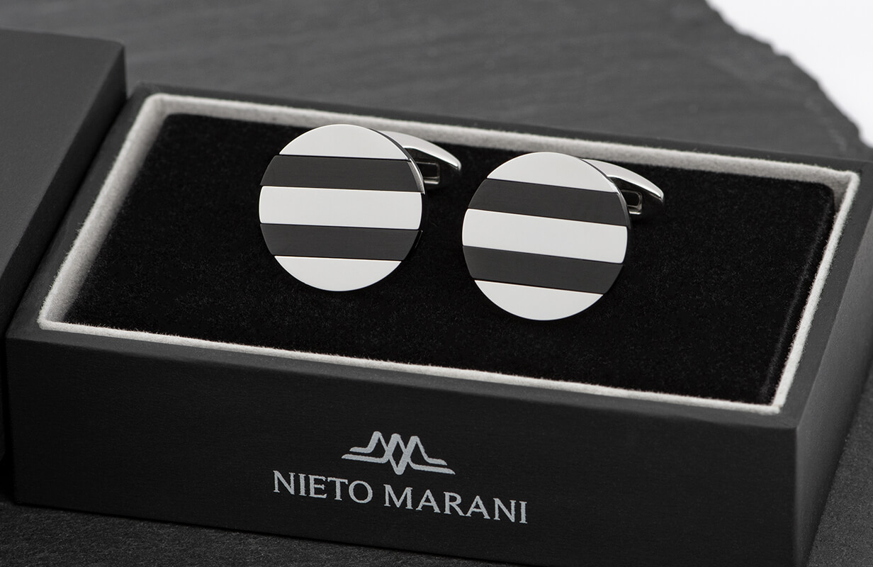 كبك فضي أسود ـ نيتو ماراني
