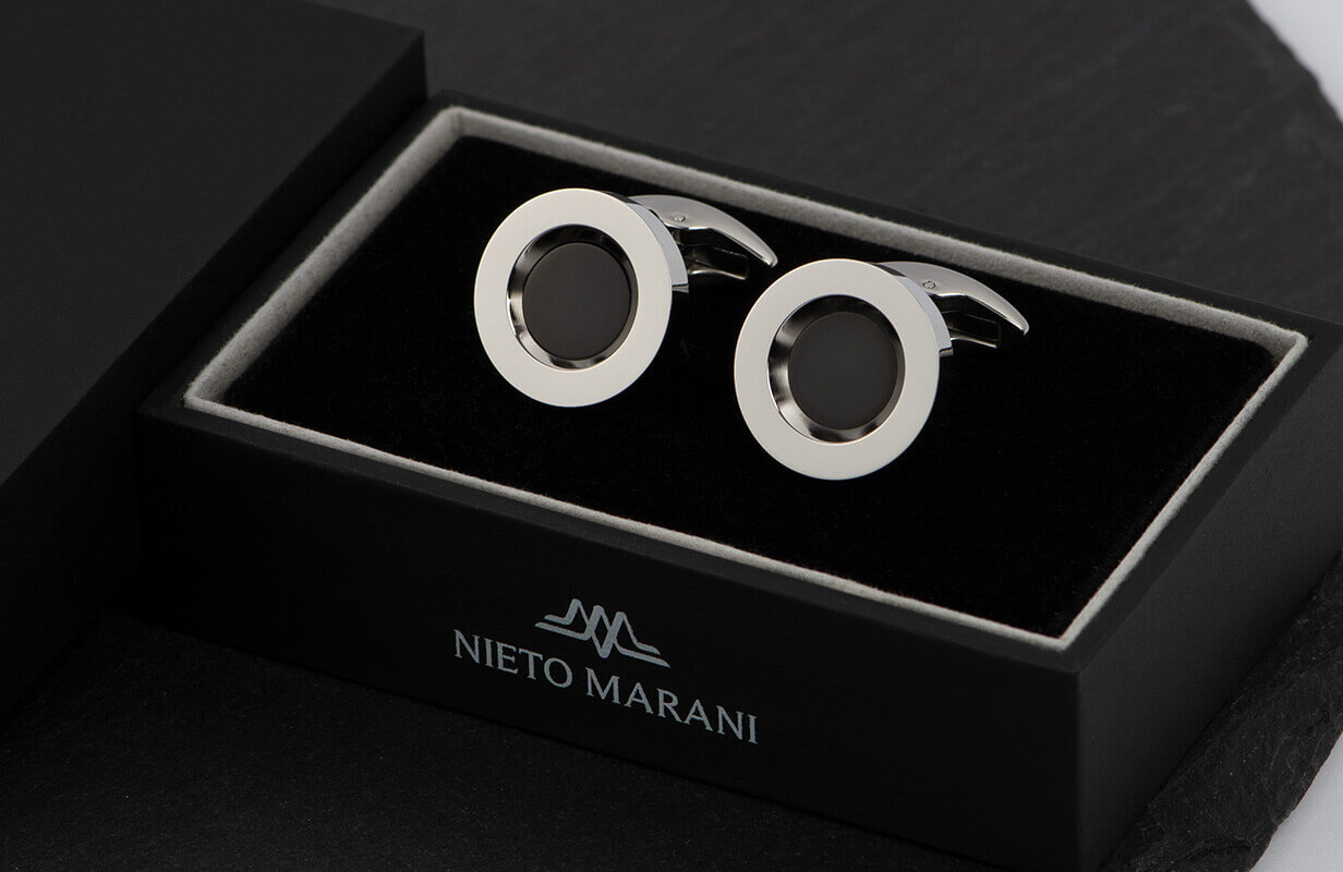 كبك ذهبي أسود من نيتو ماراني NIETO MARANI
