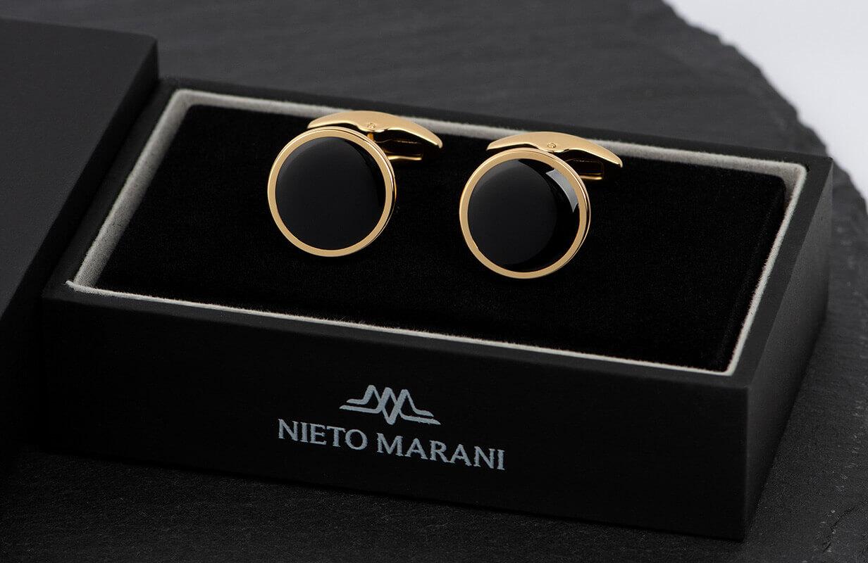 كبك ذهبي أسود سادة  مميز- نيتو ماراني