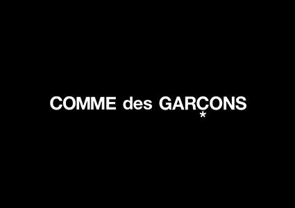 COMME DES GARCONS كوم دي غارسون