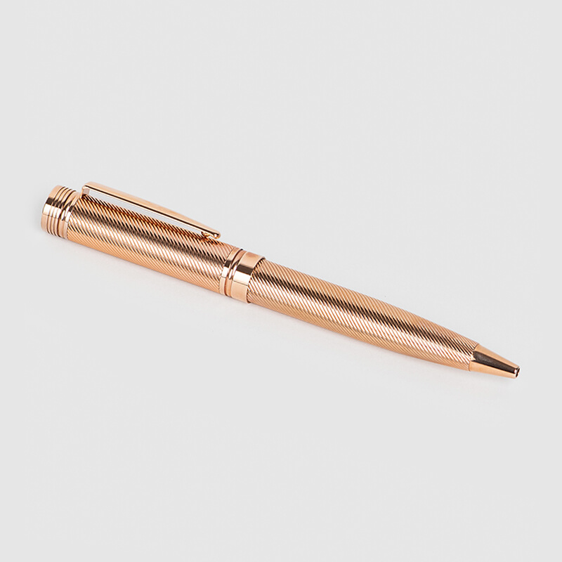 Pen with Rose Gold ripples - NIETO MARANI
