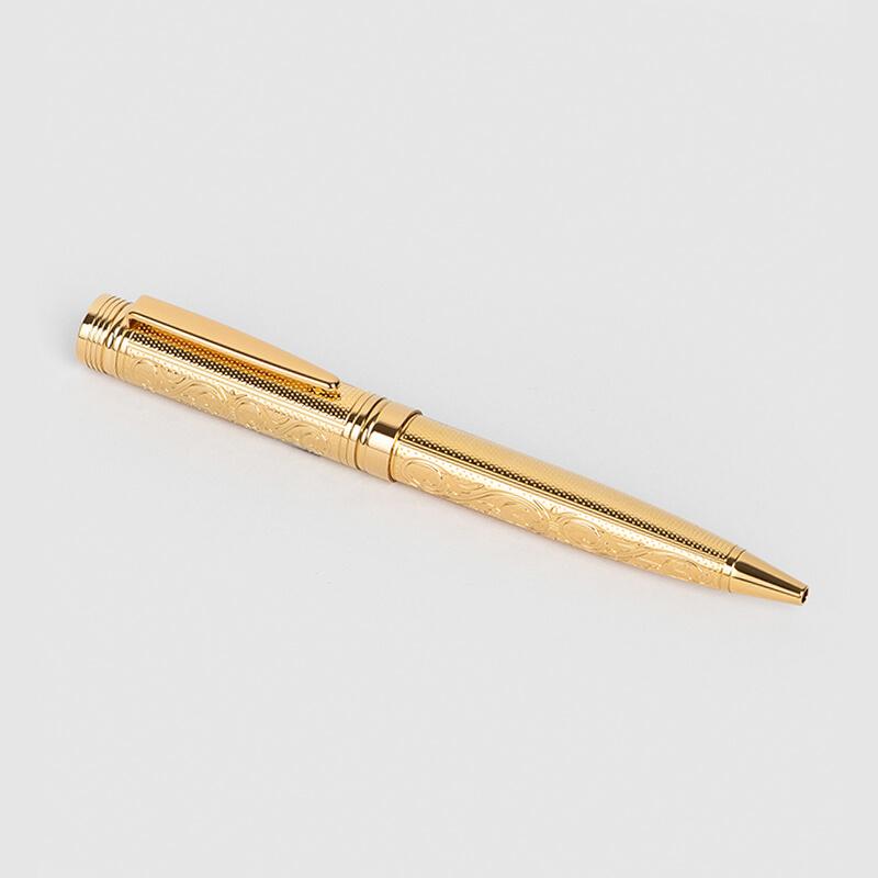 قلم  نيتو ماراني مزخرف بالذهب