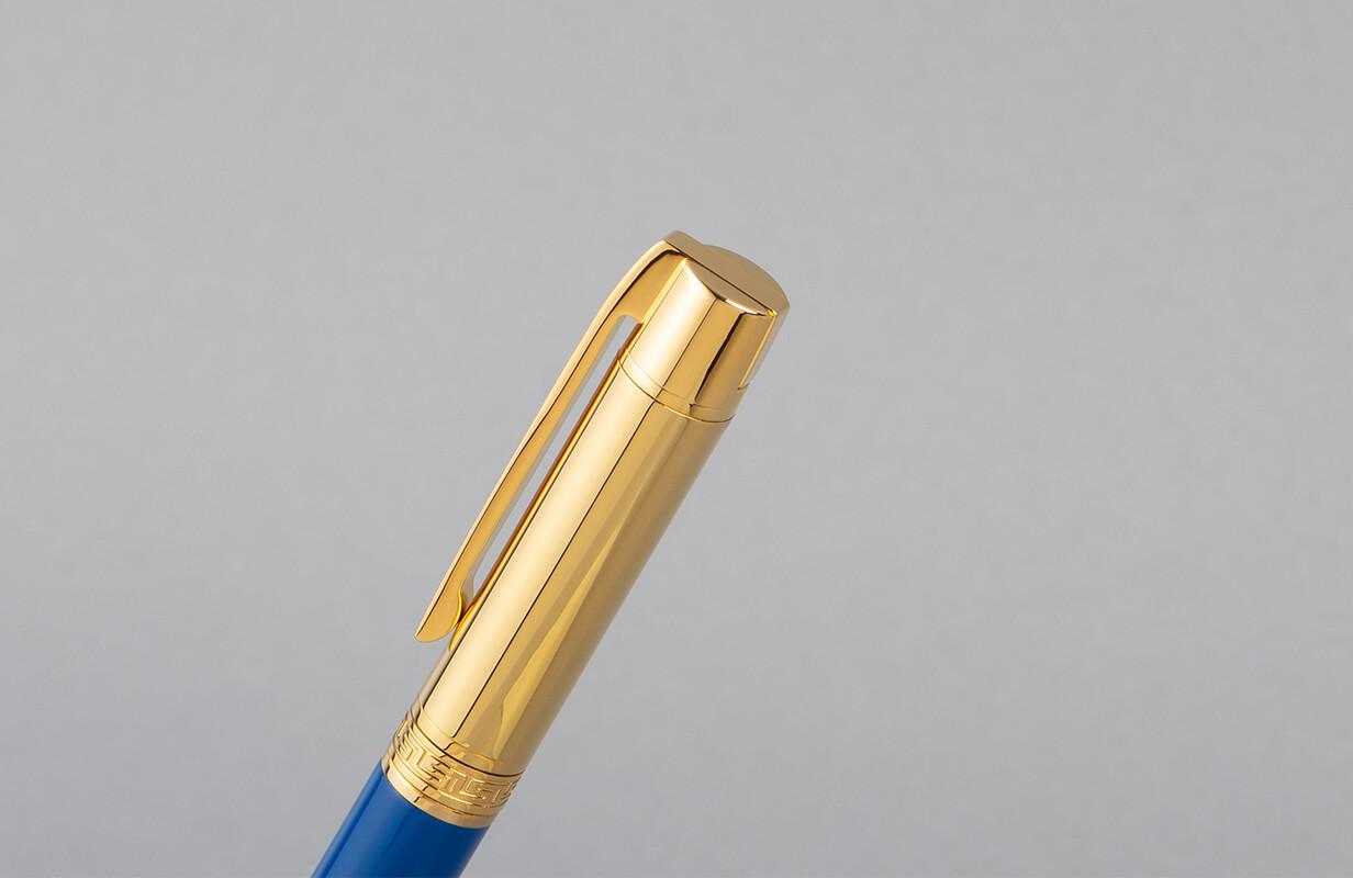 قلم كحلي ذهبي سادة - نيتو ماراني