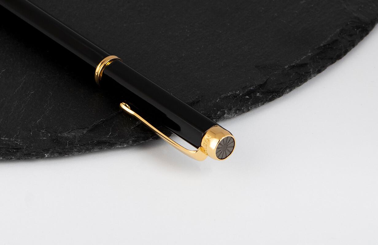 قلم نيتو ماراني أسود ذهبي