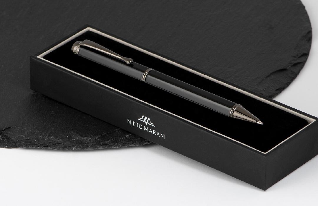 قلم نيتو ماراني أسود رصاصي
