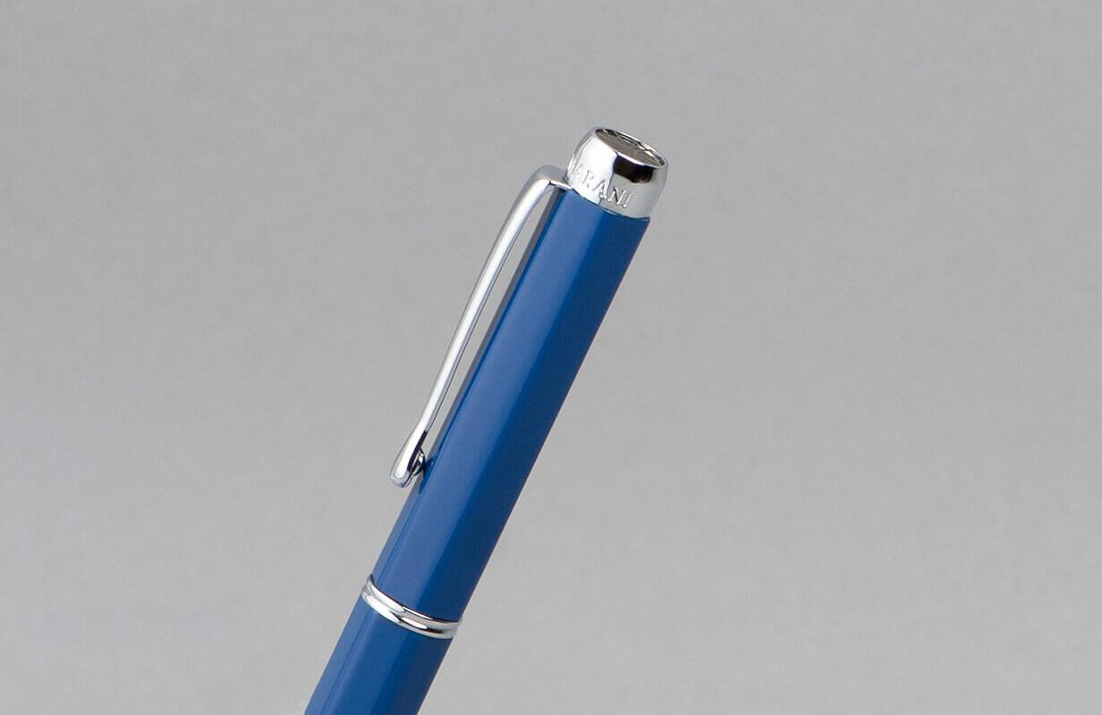 قلم نيتو مارانى أزرق فضى
