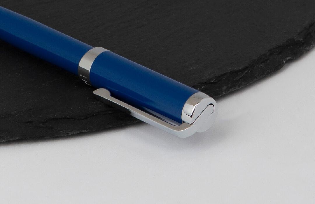 قلم نيتو ماراني فضي ازرق