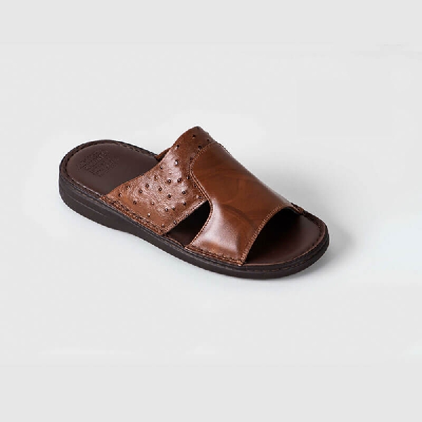SHOES BROWN ةVERMONTI