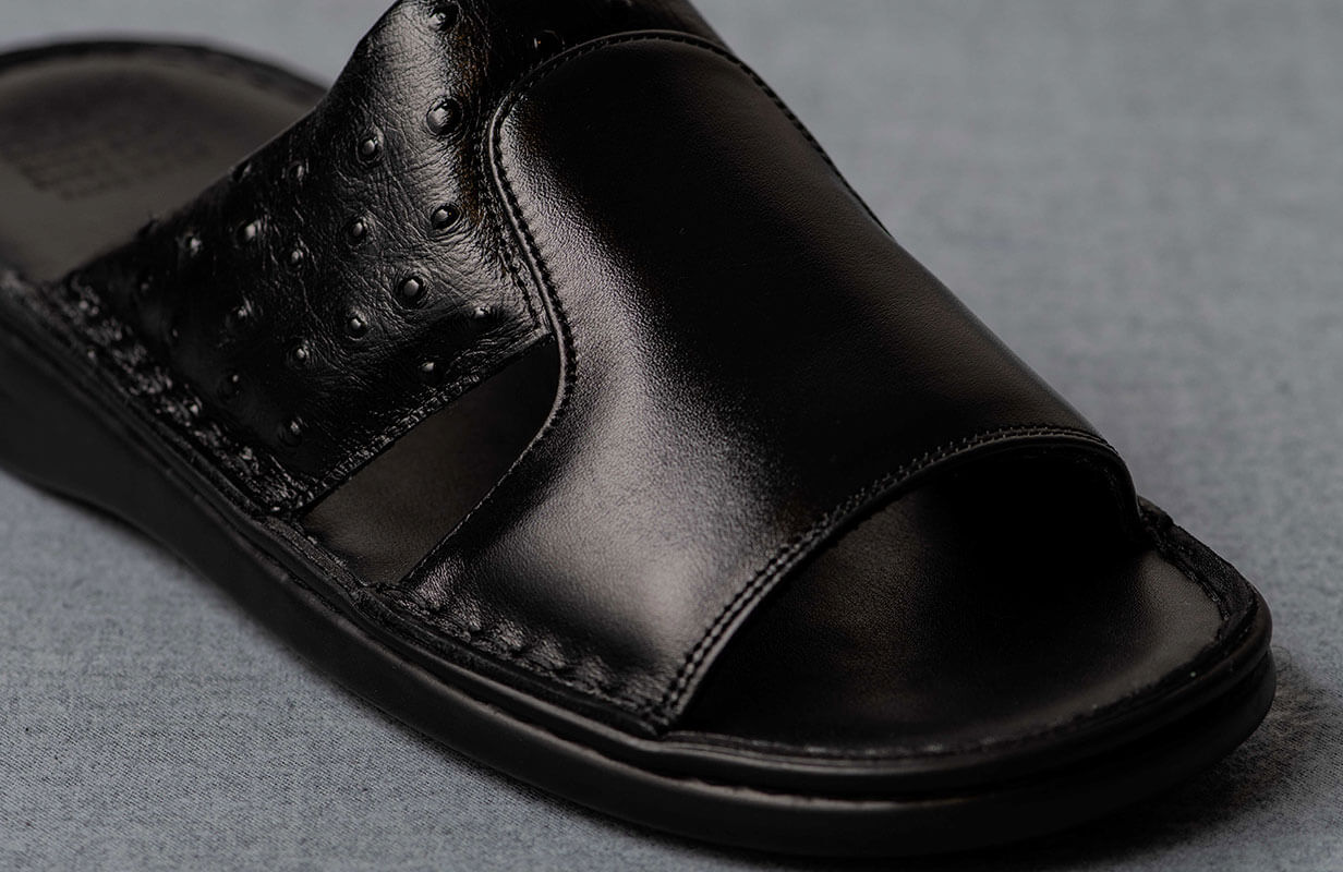 SHOES-BLACK-VERMONTI