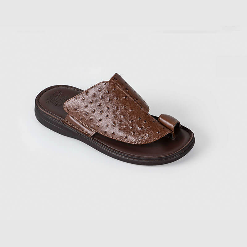 2091  MODEL   SHOES  BROWN VERMONTI
