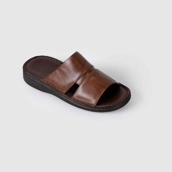 SHOES-BROWN-VERMONTI